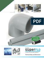 SuperFLO Technical Brochure (Oct 11)