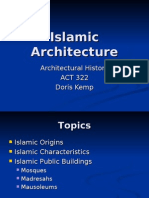 islamic architecture gains its origins - ( By Doris Kemp )