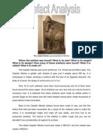Excavated at Nimrud1