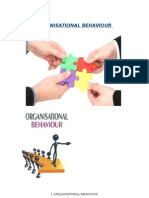 Organisational Behaviour Final Edition