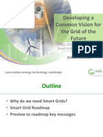 Developing a Common Vision for the Grid of the Future