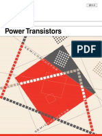Power Transistor Datasheet