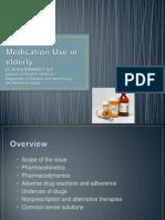 Medication Use in Elderly
