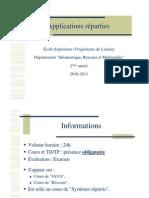 Application Repartie