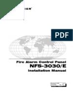 Notifier Nfs 3030 Install Manual