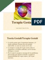 Terapia Gestalt