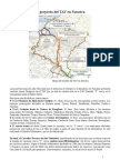 Proyecto del TAV, descripción y coste económico