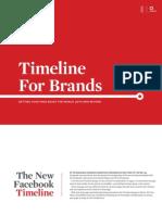 Facebook Timeline for Brands