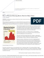 Rise in Phoenix Housing Shows Path for Other Cities - WSJ.com#PrintMode