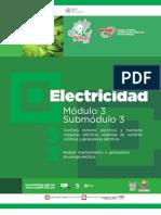 Guía Formativa. ELECTRICIDAD 33, CECyTEH Gobierno Hidalgo