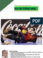 22-El Portero de Fútbol Sala