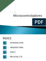 Micrcontroladoradores PIC18F 1
