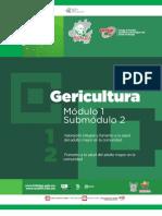Guía Formativa. GERICULTURA 12. CECyTEH, Gobierno HIdalgo. 2012