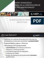 GEPUC - Planificacion en Proyectos Repetitivos