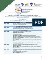 Forumul Economic Interregional Moldo-Român | 28-29 martie 2012