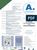 Festa del Volontariato A.Castions