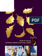 Southwest Applied Technology College 2008-09 Catalog