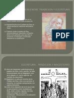 (9 y 10)Mutua Relacion Entre Tradicion y Escritura