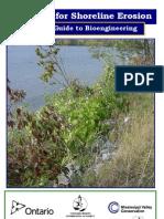 Solutions for Shoreline Erosion PDF EN1