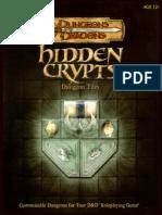D D - Dungeon Tiles 3 Hidden Crypts