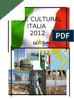 Guia del Viaje Cultural Bach Italia