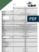 Isuzu Specification - NQR 2011