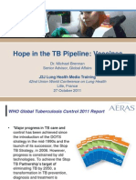 Hope in the TB Pipeline