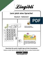 Italienisch Lernen Mit Lingibli
