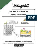 Portugiesisch Lernen Mit Lingibli