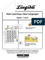 Start Learning French With Lingibli