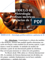 1 - Modulo 01 - Metrologia Prefixo e Potencia 10
