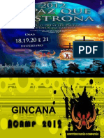 Gincana Acamp 2012