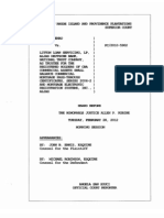 MERS Motion for Protective Order - DENIED 2-28-2012