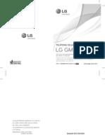 LG GM360i Guía del usuario