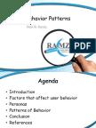 Search Behaviour Patterns