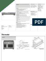 Thermador PRD486JDGU