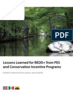 PES Lessons for REDD+ (Full version, March 2012)