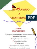 Desenvolvendo a Criatividade