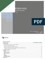 Manual Modem ADSL