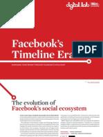 Facebook's Timeline Era