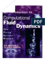 Versteeg H K , Malalasekera W Introduction to Computational Fluid Dynamics the Finite Volume Meth