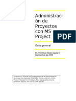 Admon Proyectos Project