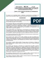 07 Resoluci%F3n 1116 de 2007 Pol%EDtica Admon de riesgos