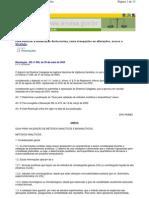 RE 899-2003 - Validação