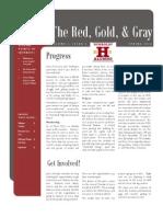Spring 2012 HHSAA Newsletter