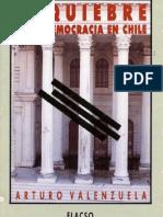 El Quiebre de La Democracia en Chile