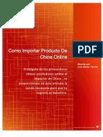 Como Importar Producto de China Online