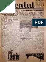 Ziarul Curentul #5288, Miercuri 4 Noiembrie 1942