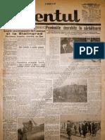 Ziarul Curentul #5289, Joi 5 Noiembrie 1942