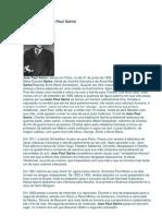 Biografia de Jean Paul Sartre